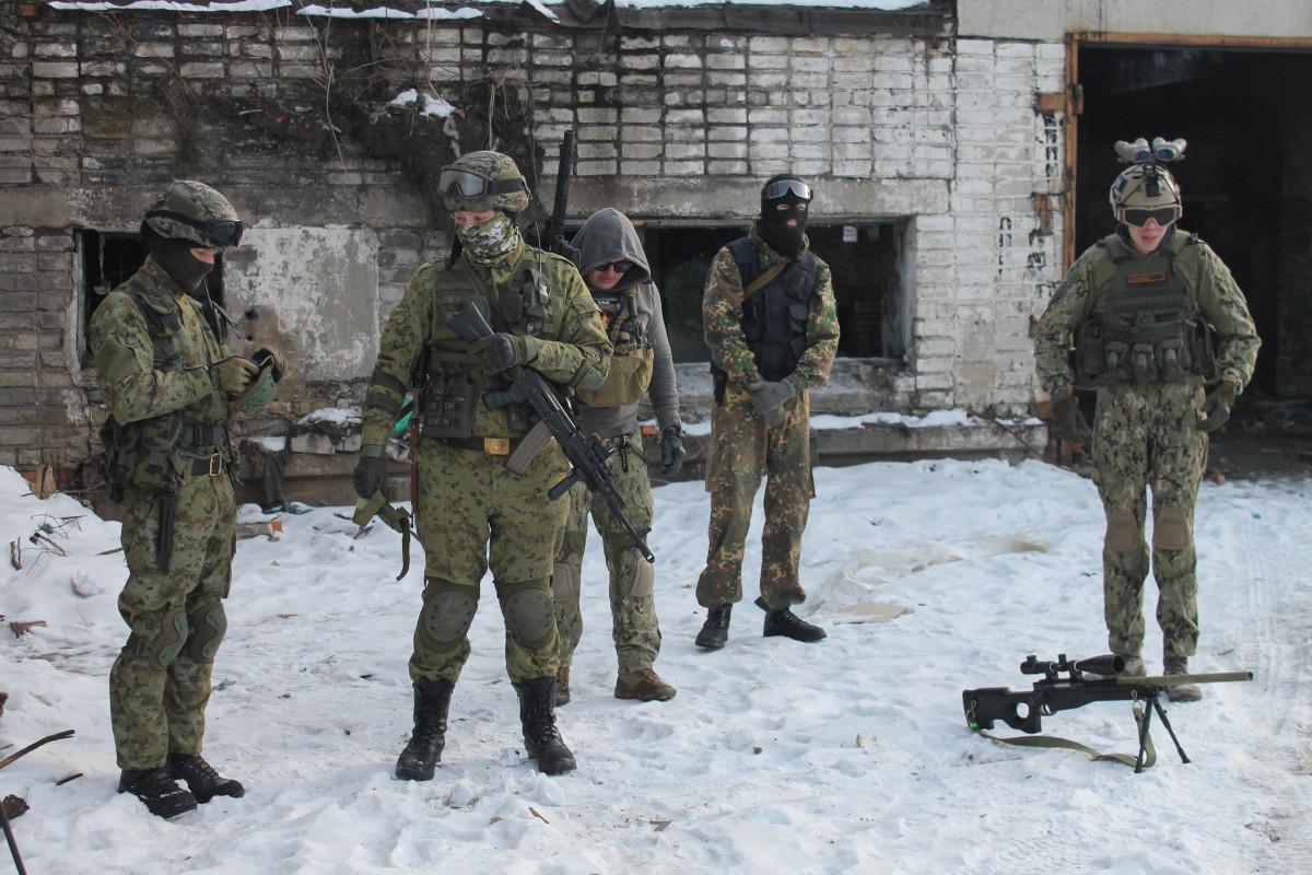 В Биробиджане начались съемки сериала «Это моя война»