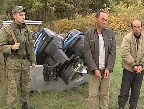 Двух китайцев, нелегально пересекших госграницу, будут судить в Смидовиче