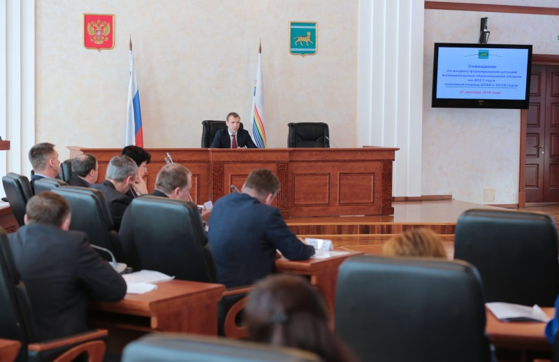 Алексей Куренков: Руководство ЕАО постоянно отстаивает интересы региона на федеральном уровне