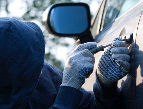 Житель Якутска угнал автомобиль в Биробиджане