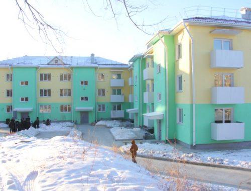 Чиновники ЕАО отчитались о выполнении программы по переселению граждан из ветхого и аварийного жилья