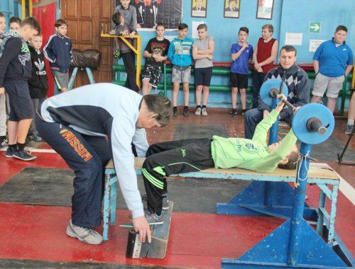 Первое соревнование, организованное тяжелоатлетическим клубом «Атлет», прошло в Биробиджане
