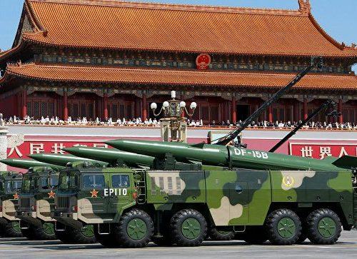 Китайский МИД опроверг сообщение о размещении баллистических ракет на границе с Россией
