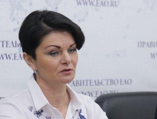Галина Соколова назначена на должность зампреда правительства ЕАО по экономике
