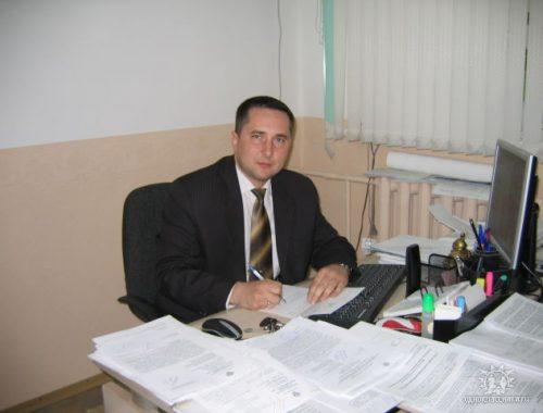 Андрей Трубачев стал главой комитета госимущества ЕАО вместо ушедшего в отставку Виктора Солнцева