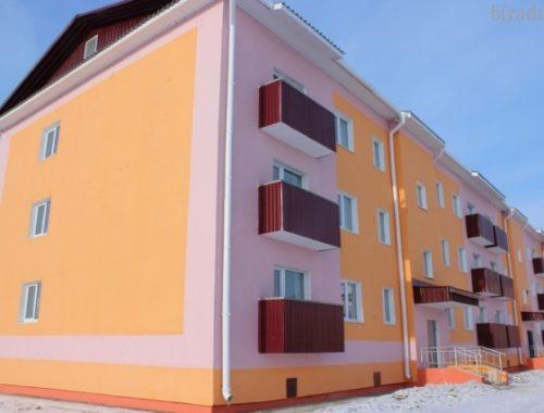 В Биробиджане сдан ещё один дом по программе переселения из аварийного жилья