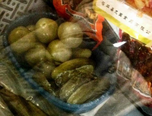 Заплесневелые соления в одном из магазинов повергли в шок молодую биробиджанку