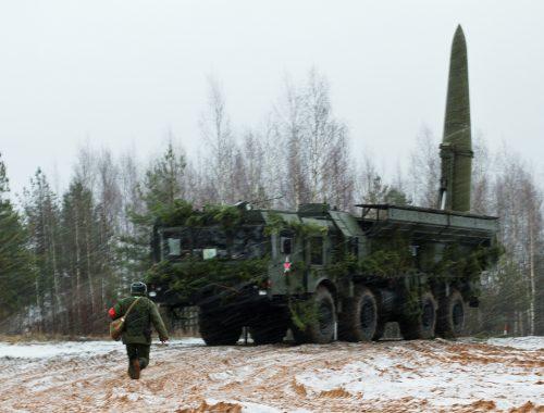 Учения ракетчиков стартовали на полигоне в ЕАО