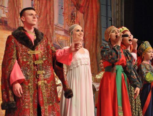 Музыкальный спектакль «По щучьему велению» состоялся в биробиджанской филармонии