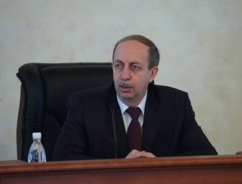 Александр Левинталь: ЕАО может стать пилотным регионом по реализации национальной политики