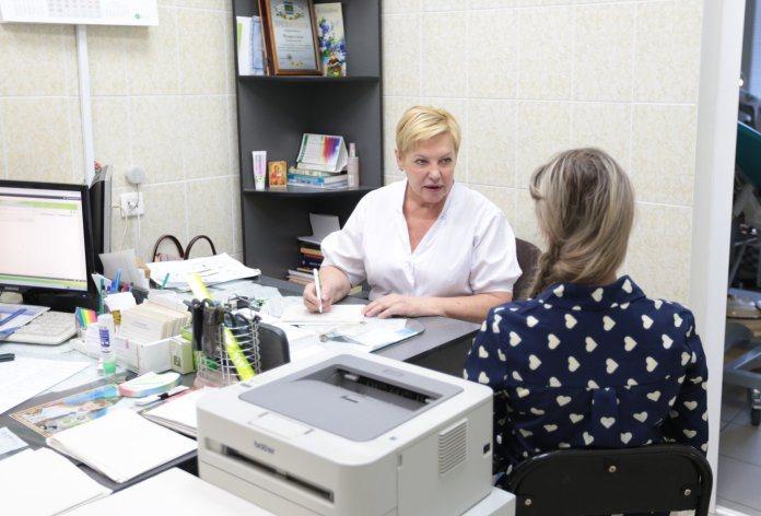 Почти 100 женщин прошли обследование в онкологическом диспансере на выходных