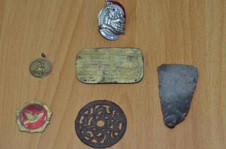 Конфискованные исторические ценности отдали в краеведческий музей биробиджанские таможенники