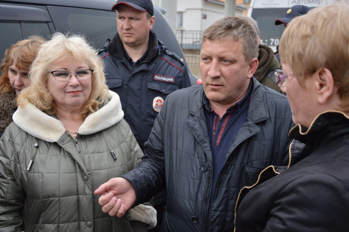 Биробиджанская полиция не смогла задержать Ивана Проходцева за поддержку Всероссийской стачки дальнобойщиков