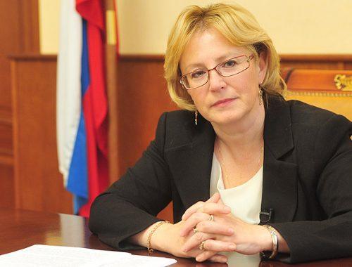 Министр здравоохранения РФ Вероника Скворцова поручила выяснить причины смерти ребенка в больнице ЕАО