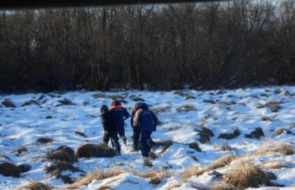 В ЕАО заблудившийся рыбак едва не отморозил ноги