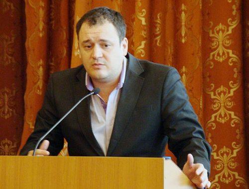 Профбосс автономии Артём Акименко ушёл в отставку