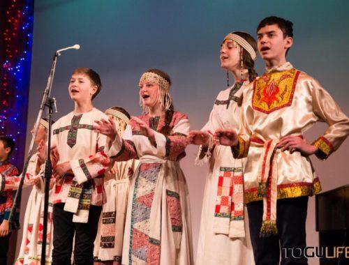 Облученский ансамбль народной песни занял второе место на хабаровском конкурсе