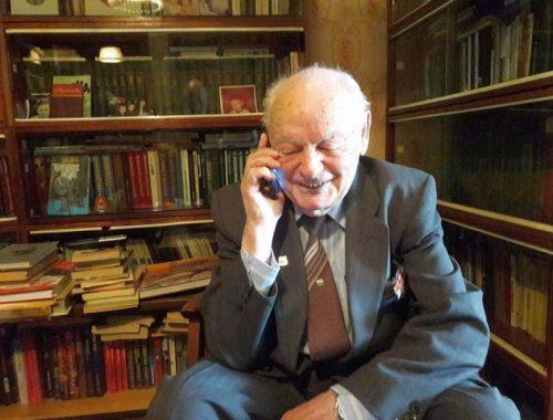 90-летний юбилей отмечает первый секретарь обкома КПСС ЕАО Лев Шапиро