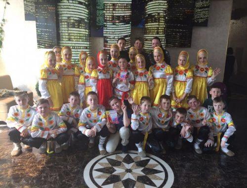 Юные таланты из ЕАО блеснули на детском фестивале в Хабаровске