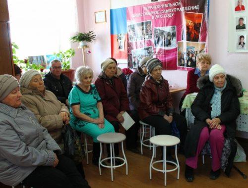 Активисты ОНФ рассказали жителям микрорайона Биробиджан-2 о благоустройстве городской среды