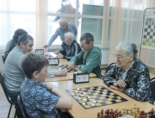 Городской турнир по шашкам прошел в Биробиджане