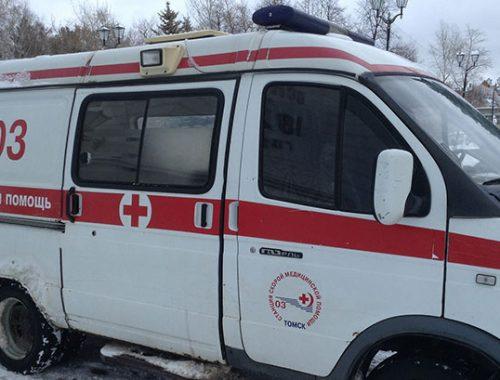В микрорайоне Биробиджан-2 вновь удерживали бригаду скорой помощи