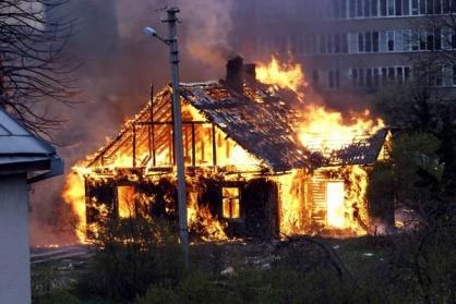 СУ СК ЕАО проведет проверку по факту гибели человека при пожаре в поселке Старый Аэропорт