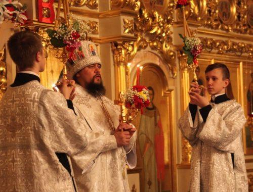 Жители ЕАО встретили один из главных христианских праздников – Пасху