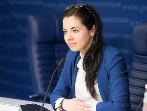 Марию Воропаеву избрали председателем молодежного парламента РФ