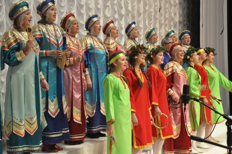 В Биробиджане завершился региональный этап Всероссийского хорового фестиваля