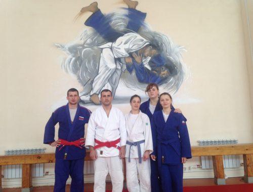 Биробиджанская дзюдоистка представит ЕАО на чемпионате России