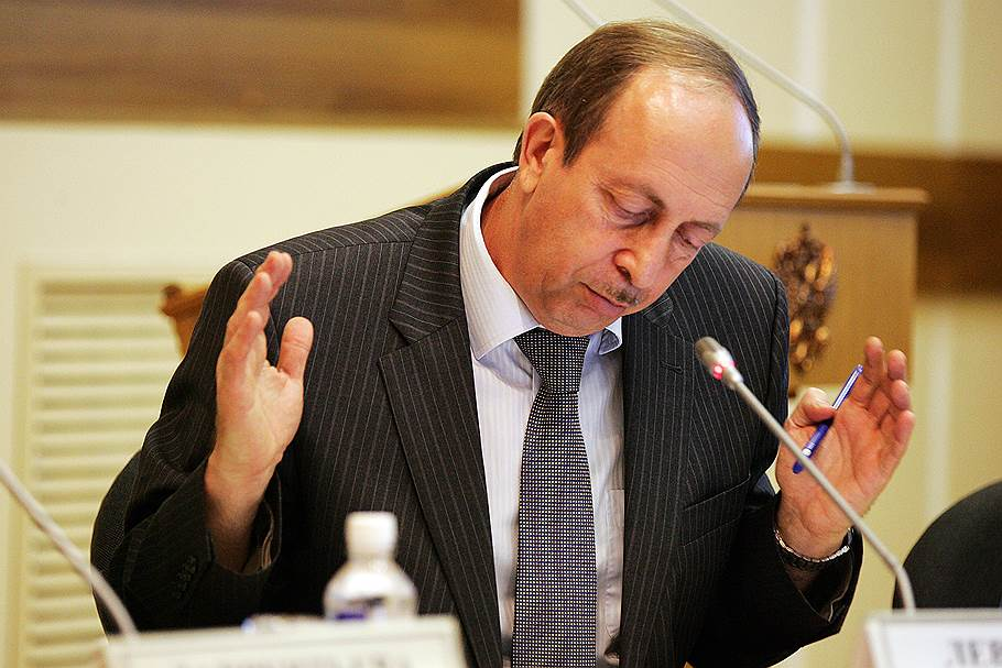 Александр Левинталь вошел в число самых обедневших губернаторов России
