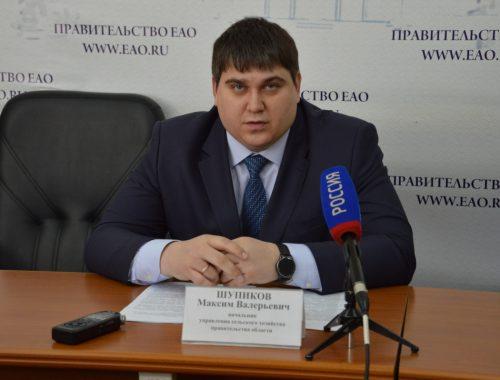Максим Шупиков: Только одно хозяйство получило в ЕАО льготный кредит на приобретение техники накануне посевной