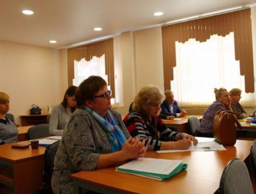 «Фронтовики» провели семинар по вопросам капремонта для активистов общественного самоуправления