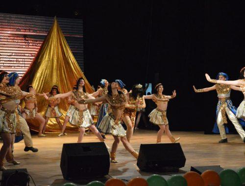 Танцевальный коллектив «Феникс» отметил тридцатилетний юбилей