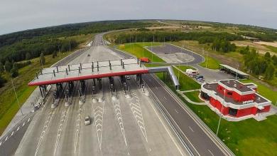 В ЕАО реконструируют автотрассу по направлению к границе с Китаем