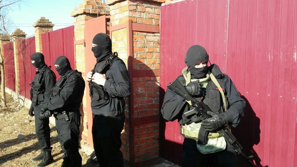 Произошла стычка между Росгвардией и трудовым коллективом Ивана Проходцева