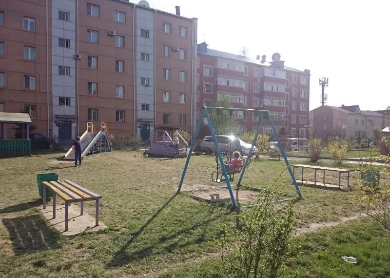 В ЕАО завершен прием заявок на благоустройство дворовых территорий