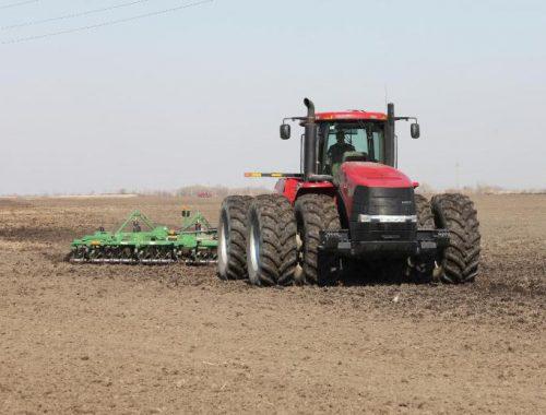 В ЕАО приступили к севу сои и посадке картофеля