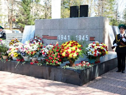 ЕАО с традиционным размахом отметила День Победы