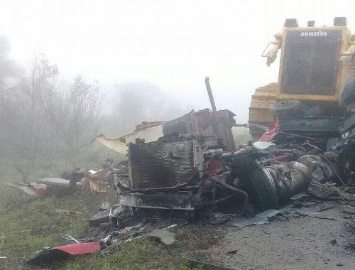 ДТП со смертельным исходом произошло сегодня утром на федеральной трассе «Амур»