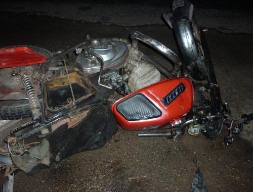 Смертельное ДТП произошло вчера вечером в селе Семисточный