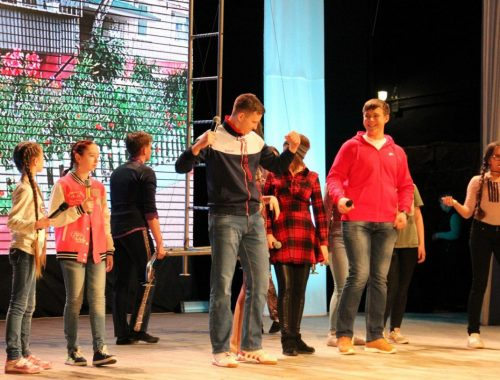 Молодежный театр-студия «Добрые люди» в Биробиджане может оказаться на улице