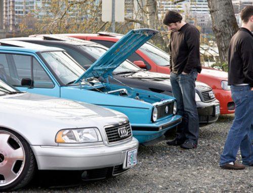 В ЕАО доля новых машин составляет менее 2% общего объема авторынка