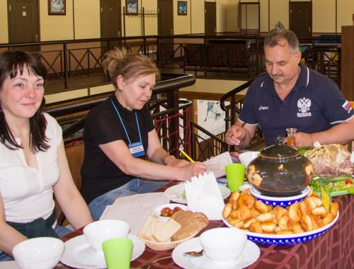 В кулинарном поединке сошлись сотрудники Пенсионного фонда по ЕАО
