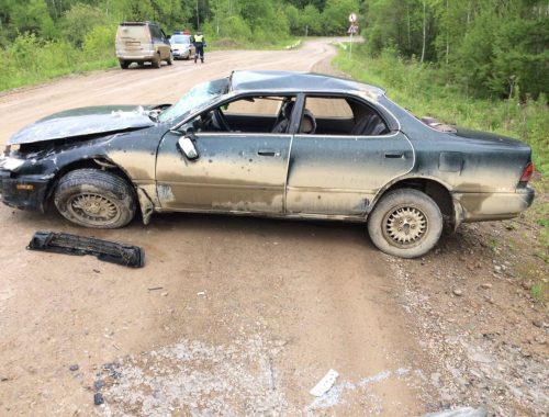 Три жителя ЕАО получили травмы в ДТП на выходных