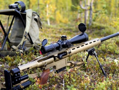 Снайперы откроют охоту на дроны в ЕАО