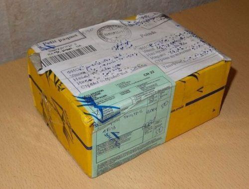 Биробиджанец получил обрывки бумаг вместо смартфона