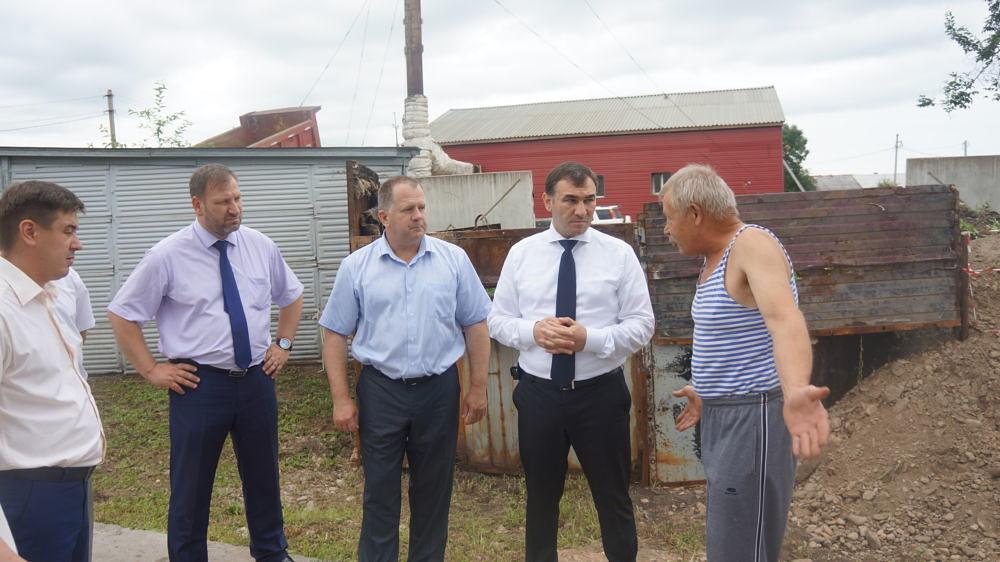 Прокурор ЕАО рассмотрел жалобу жильцов дома в селе Птичник