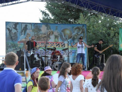 В Биробиджане состоялся праздничный концерт, посвящённый 90-летию пожарного надзора